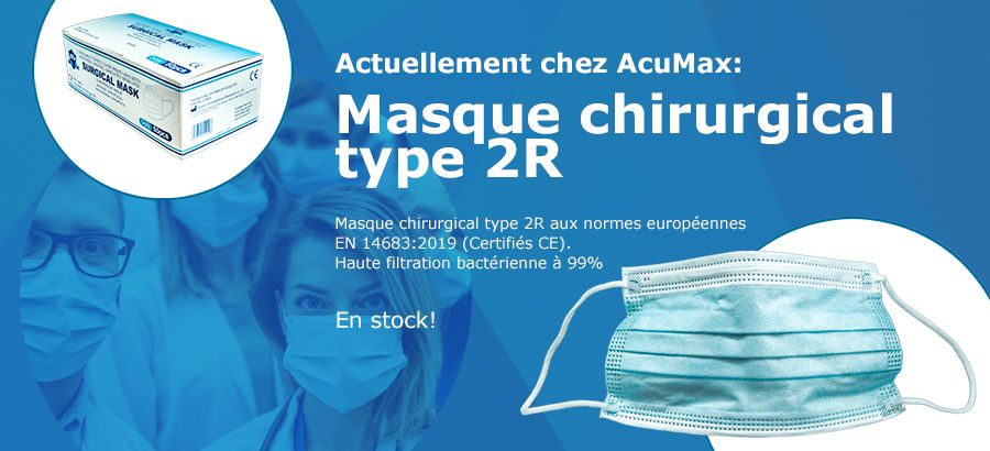 _Masque chirurgical type 2R
