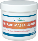 Pommade pour massage thermo 500ml