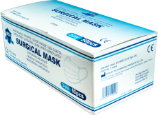 Masque chirurgical type 2R - 50x